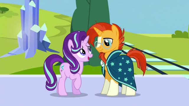 """File:Starlight """"Just... promise you'll stay in touch?"""" S6E2.png"""