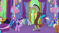 "Twilight ""I've planned enough friendship lessons"" S7E1"