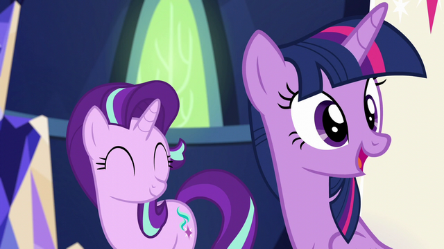 """File:Twilight """"we've come up with a spell"""" S6E12.png"""