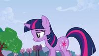 Twilight Sparkle crying S2E25