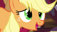 "Applejack ""unless..."" S3E8"