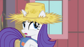 """Rarity """"you would never wear"""" S4E13.png"""