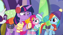 "Twilight Sparkle ""whatever this is"" S6E17"