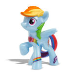 2014 McDonald's Rainbow Dash toy