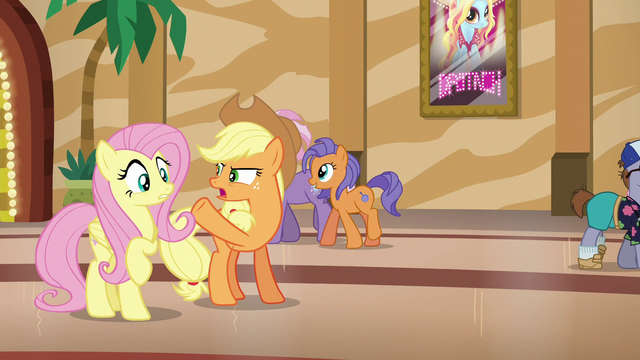 "File:Applejack ""there's another friendship problem here"" S6E20.png"
