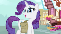 "Rarity ""A good designer never reveals her tricks"" S4E23"