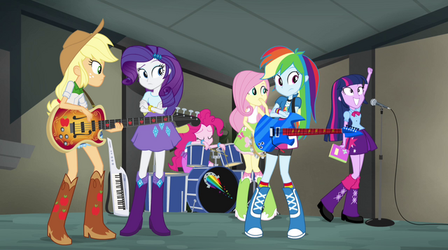 File:Twilight's friends stare at her EG2.png