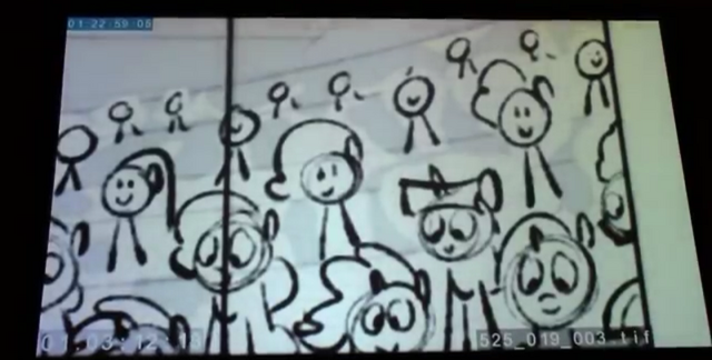 File:S5E25 animatic - Twilight's audience, right side.png