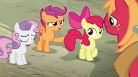 "Scootaloo ""we're never gonna do that again"" S7E8"