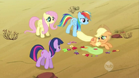 Applejack's secret is revealed S2E14