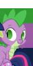 Character navbox Hasbro Spike