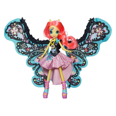 File:Fluttershy Equestria Girls Ponymania Doll.jpg