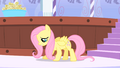 Frustrated Fluttershy S1E20.png