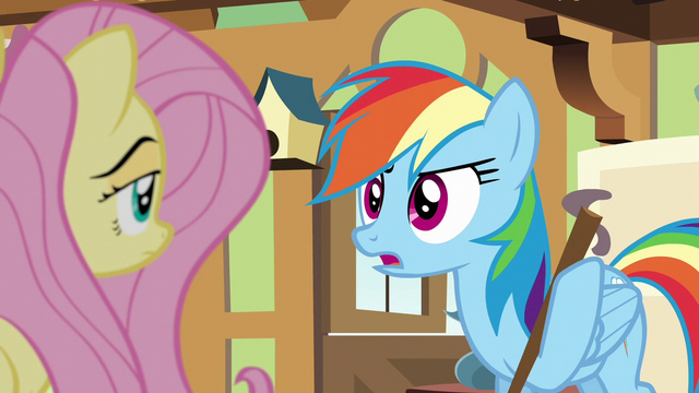 """File:Rainbow """"he's always pulled on your folks"""" S6E11.png"""