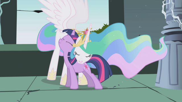 File:Twilight Celestia Hugs S1E02.png