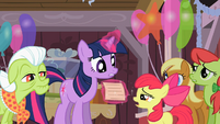 Twilight finish reading2 S02E14