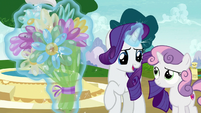 "Rarity ""I know just what to do with this!"" S7E6"