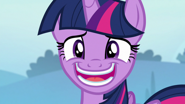 File:Twilight Sparkle insincerely thanking Trixie S6E25.png