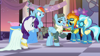 """Wind Rider """"Well, it's nice to meet you fillies"""" S5E15"""
