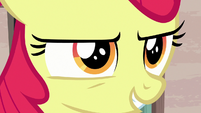 "Apple Bloom ""we bring the danger to her"" S7E8"