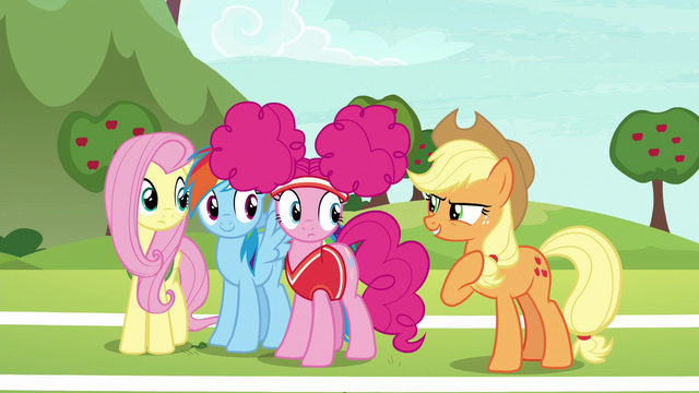 """File:Applejack """"practice just as hard as we would"""" S6E18.png"""