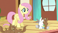 Fluttershy were hungry S3E13