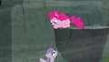 Maud points off-screen under the ledge S7E4.png
