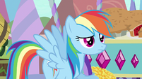 Rainbow Dash where she go S3E1