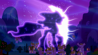 Tantabus close to entering the real world S5E13