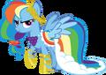 Canterlot Castle Rainbow Dash 2.png