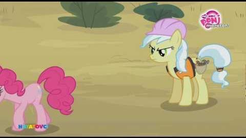 Pinkie's Lament - Bosnian