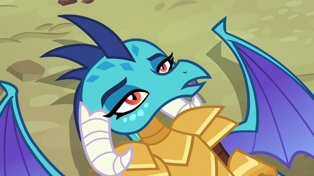 File:Princess Ember revealed under the helmet S6E5.png