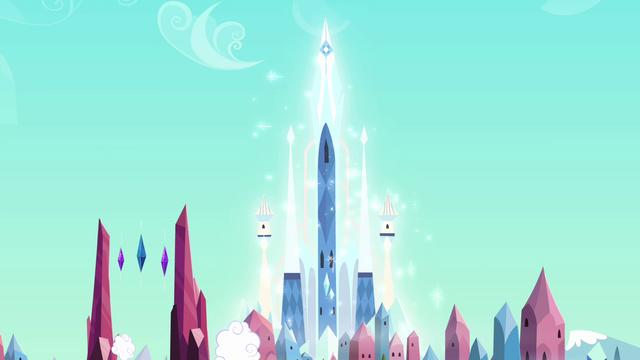 File:Crystal Empire palace faraway shot S03E11.png