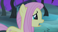 "Fluttershy ""but I didn't try to eat ponies"" S4E07"