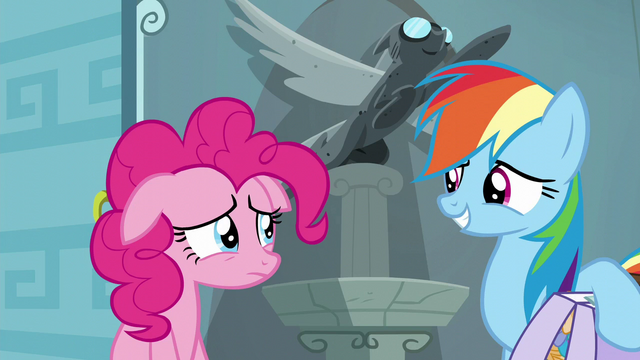 """File:Rainbow Dash """"I'm not leaving Ponyville"""" S6E7.png"""