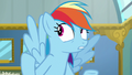 "Rainbow Dash ""considering everypony here"" S6E24.png"