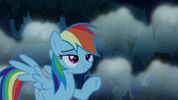 "Rainbow Dash ""you're scared of everything"" S6E15"