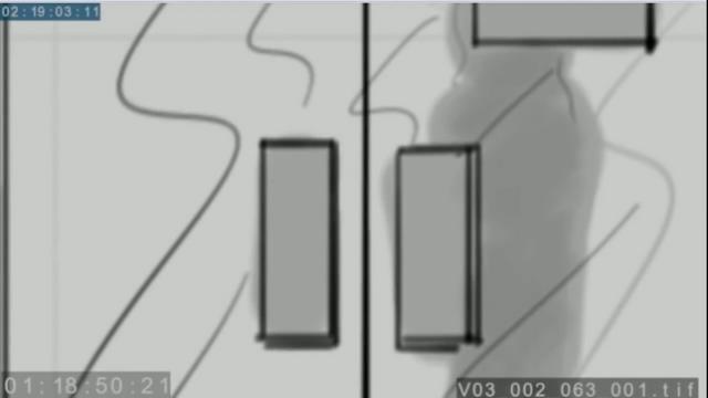 File:EG3 animatic - Sunset's shadow behind the Sweet Shoppe doors EG3.png