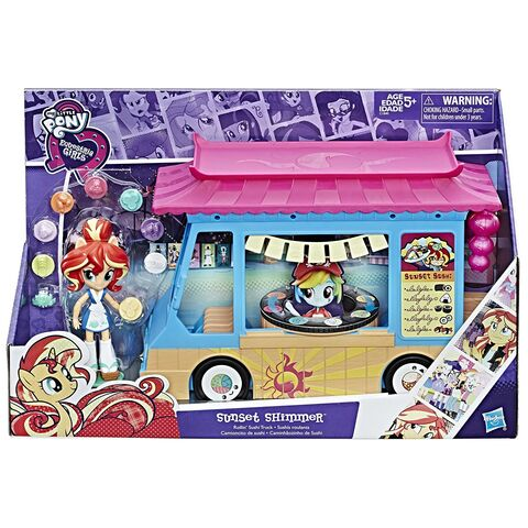 File:Equestria Girls Minis Sunset Shimmer Rollin' Sushi Truck packaging.jpg