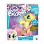 MLP The Movie Glitter & Style Seapony Fluttershy packaging