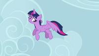 Princess Twilight descending S4E01