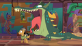 """Quibble and Cipactli """"this is real"""" S6E13.png"""