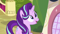 Starlight Glimmer feeling hopeful S6E6