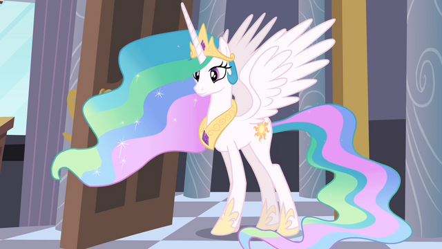 File:Celestia at the door S4E01.png