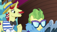 """Flam """"what stops them from just leaving"""" S6E20"""