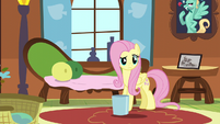 Fluttershy hears Zephyr Breeze enter S6E11