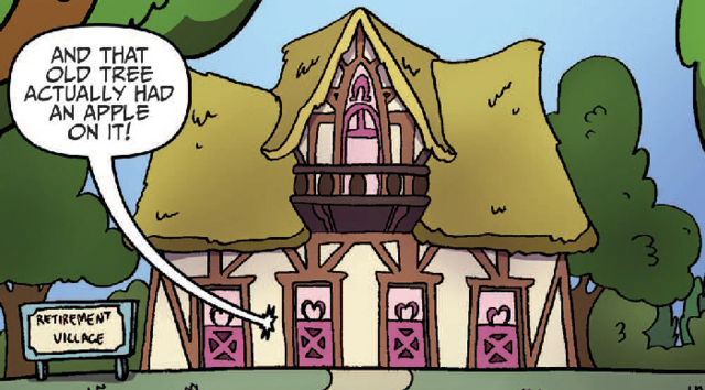File:Friends Forever issue 27 Ponyville Retirement Village.png