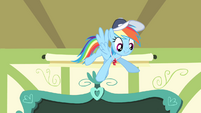 "Rainbow Dash ""I'll never forget it"" S4E05"