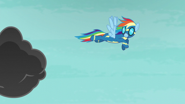 File:Rainbow flies away from the storm cloud S6E7.png