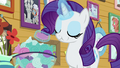 Rarity eating a bowl mint S7E6.png